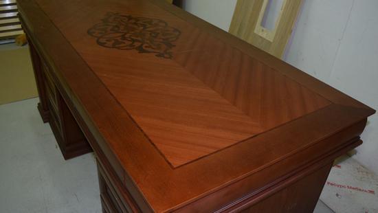 Сократ стол бук (вишня, патина)