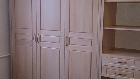 Детская Снежана шкафы бук (натуральный)