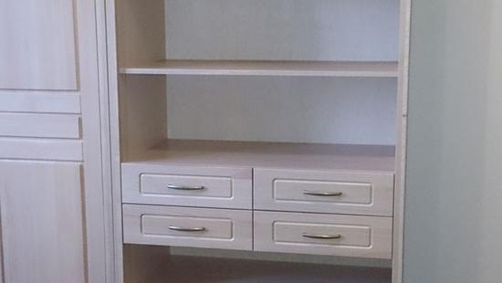 Детская Снежана шкаф для книг бук (натуральный)