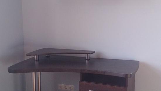 Детская Финн стол дуб (коричневый)