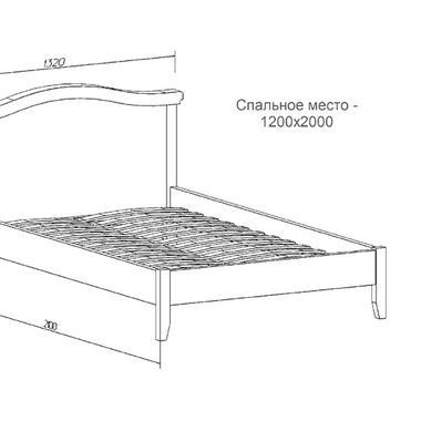Детская Снежана кровать