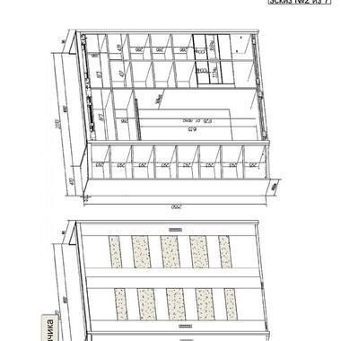 Спальня Премьера шкаф