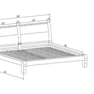 Спальня Селена-2 кровать